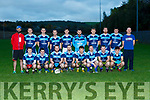 The Tricel team that played Liebherr in the Inter Firm County final in Lewis Road on Saturday evening
