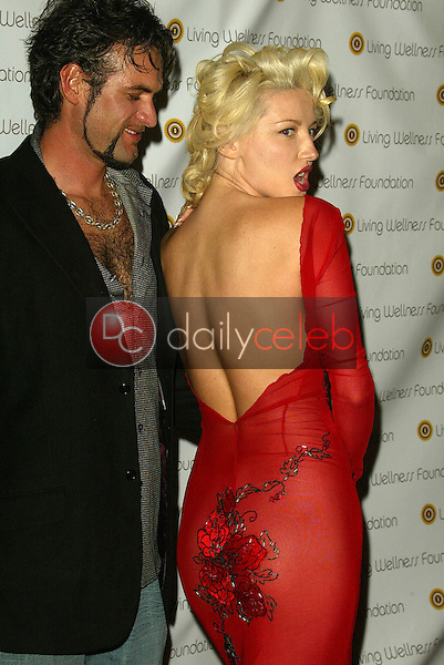"""Anael Donsorte and Nanna Kazari<br /> At the """"Sounds of the Sacred, Songs of the Earth"""" awards gala, The Friars of Beverly Hills, Beverly Hills, CA 09-15-05<br /> Jason Kirk/DailyCeleb.com 818-249-4998"""
