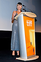 09 September 2018 - Toronto, Ontario, Canada -  Lady Gaga, Stefani Germanotta. &quot;A Star Is Born'&quot; Press Conference during 2018 Toronto International Film Festival at Roy Thomson Hall. <br /> CAP/ADM/BPC<br /> &copy;BPC/ADM/Capital Pictures