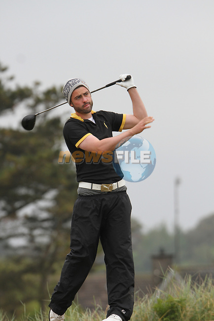 Sean Ryan (Royal Dublin) on the 11th Tee at the East of Ireland Amateur Open Championship 2011 in Co.Louth Golf Club...(Photo credit should read Jenny Matthews www.newsfile.ie)....This Picture has been sent you under the conditions enclosed by:.Newsfile Ltd..The Studio,.Millmount Abbey,.Drogheda,.Co Meath..Ireland..Tel: +353(0)41-9871240.Fax: +353(0)41-9871260.GSM: +353(0)86-2500958.email: pictures@newsfile.ie.www.newsfile.ie.