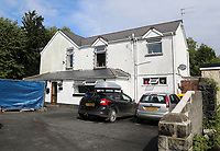 Gower Lodge Care Home in Gowerton near Swansea, Wales, UK.