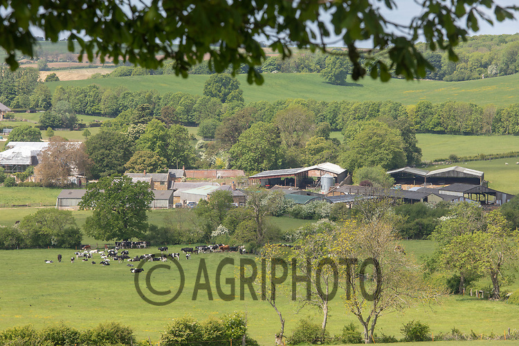19.5.2020 Farming landscape <br /> ©Tim Scrivener Photographer 07850 303986<br />      ....Covering Agriculture In The UK....