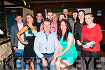 Engagement party: Richard Horgan & Mary Barry, Listowel celebrating their engagement at Brosnan's Bar, Listowel on Saturday night last.