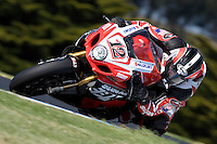 2011 Superbike World Championship, Round 01, Phillip Island, Australia, 27 February 2011, Joshua Waters, Suzuki