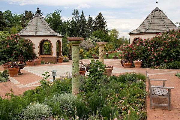 Denver Botanic Gardens, Denver, Colorado, USA John offers private photo tours of Denver, Boulder and Rocky Mountain National Park.