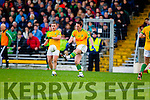 Declan O'Sullivan South Kerry in action against  Legion at the Kerry County Senior Football Final at Fitzgerald Stadium on Sunday.