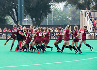 Stanford Field Hockey vs Harvard, September 4, 2017