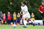 28 October 2012: UNC's Ranee Premji (CAN). The University of North Carolina Tar Heels played the University of Virginia Cavaliers at Fetzer Field in Chapel Hill, North Carolina in a 2012 NCAA Division I Women's Soccer game. Virginia defeated UNC 1-0 in their Atlantic Coast Conference quarterfinal match.
