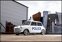 Short arm of the law! - Police Mini.