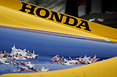 Alexander Rossi, Andretti Autosport Honda logo