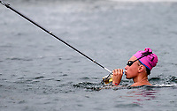 Maiana Flament. Swimming New Zealand Open Water Championships, 10km Epic, Lake Taupo, Waikato, New Zealand, Saturday 13 January 2018. Photo: Simon Watts/www.bwmedia.co.nz