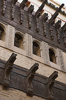 Afrique/Afrique du Nord/Maroc/Fèz: Médina de Fèz-El-Bali Horloge hydraulique a billes Dar El-Magana datant de 1357