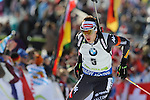 09/12/2016, Pokljuka - IBU Biathlon World Cup.<br />
