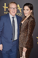 BEVERLY HILLS, CA - NOVEMBER 04: Brad Bird and Sophia Bush arrive at the 22nd Annual Hollywood Film Awards at the Beverly Hilton Hotel on November 4, 2018 in Beverly Hills, California. BEVERLY HILLS, CA - NOVEMBER 04: Sophia Bush arrives at the 22nd Annual Hollywood Film Awards at the Beverly Hilton Hotel on November 4, 2018 in Beverly Hills, California.<br /> CAP/ROT/TM<br /> &copy;TM/ROT/Capital Pictures
