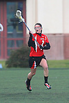 Santa Barbara, CA 02/19/11 - Laura Hunter (Utah #1) in action during the Utah-Nevada Reno game at the 2011 Santa Barbara Shootout.