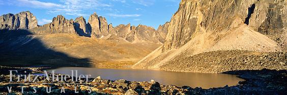 Sunset at Talus Lake, Tombstone Territorial Park, Yukon