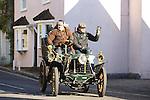 117 VCR117 Mr Robert Cleminson Mr Tim Schofield 1902 Panhard et Levassor France O39