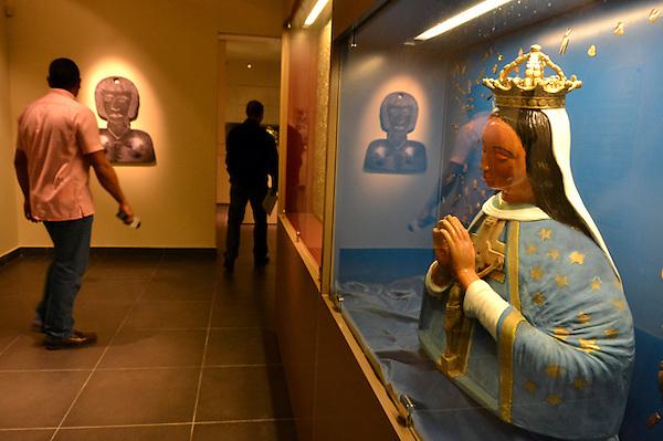 Primer aniversario del museo La Altagracia en Higuey.<br /> Foto: Ariel Díaz-Alejo/acento.com.do. <br /> Fecha: 27/07/2013.