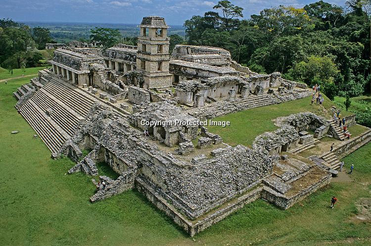 Maya; Palenque