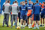 22.11.2019 Rangers training: Greg Stewart