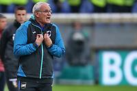Claudio Ranieri coach Sampdoria  <br /> Genova 20-10-2019 Stadio Luigi Ferraris <br /> Football Serie A 2019/2020 Sampdoria - AS Roma <br /> Photo Gino Mancini / Insidefoto