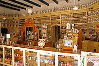 Traditional pharmacy and apothecary shop in San Miguel de Allende, Mexico. San Miguel de Allende is a UNESCO World Heritage Site....