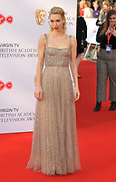 Vanessa Kirby at the Virgin TV British Academy (BAFTA) Television Awards 2018, Royal Festival Hall, Belvedere Road, London, England, UK, on Sunday 13 May 2018.<br /> CAP/CAN<br /> &copy;CAN/Capital Pictures