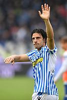 Sergio Floccari of SPAL <br /> Ferrara 13-4-2019 Stadio Paolo Mazza Football Serie A 2018/2019 SPAL - Juventus <br /> Foto Andrea Staccioli / Insidefoto