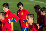 Mikel Oyarzabal during the training of Spanish national team under 21 at Ciudad del El futbol  in Madrid, Spain. March 21, 2017. (ALTERPHOTOS / Rodrigo Jimenez)