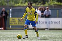 Georgios Aresti of Haringey during Haringey Borough vs Corinthian Casuals, BetVictor League Premier Division Football at Coles Park Stadium on 10th August 2019