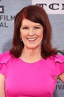 """Los Angeles CA Apr 11: Kate Flannery, arrive to 2019 TCM Classic Film Festival Opening Night Gala And 30th Anniversary Screening Of """"When Harry Met Sally"""", TCL Chinese Theatre, Los Angeles, USA on April 11, 2019 <br /> CAP/MPI/FS<br /> ©FS/MPI/Capital Pictures"""