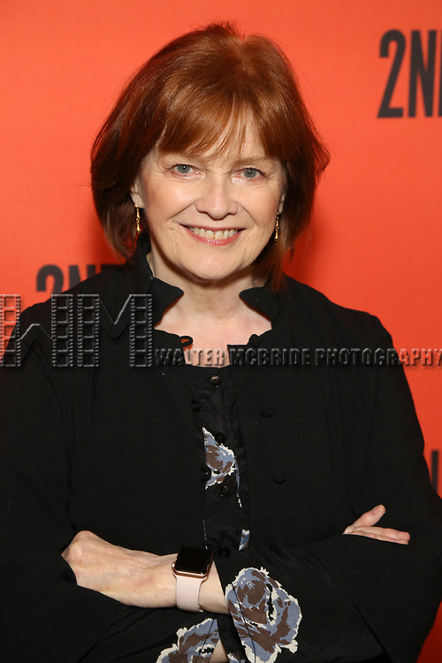 Blair Brown  during the photo call for the Second Stage production of 'Mary Page Marlowe' on June 12, 2018 in New York City.
