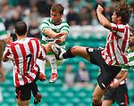 010809 Celtic v Sunderland