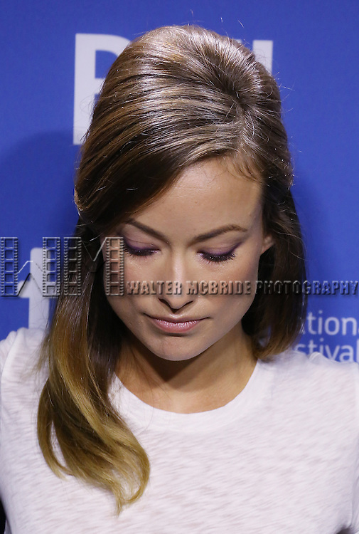"""Olivia Wilde attending the 2013 Tiff Film Festival Photo Call for """"Third Person""""  at the Tiff Bell Lightbox on September 10, 2013 in Toronto, Canada."""