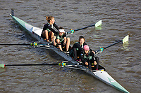 Crew: 128  CUW (F)  Cambridge University Women's BC (C King)  W 4- Acad Champ<br /> <br /> Fours Head of the River 2018<br /> <br /> To purchase this photo, or to see pricing information for Prints and Downloads, click the blue 'Add to Cart' button at the top-right of the page.