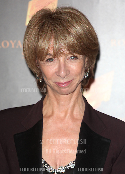 Helen Worth arriving for the RTS Awards 2013, at The Grosvenor House Hotel, London. 19/03/2013 Picture by: Alexandra Glen / Featureflash