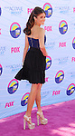UNIVERSAL CITY, CA - JULY 22: Nikki Reed arrives at the 2012 Teen Choice Awards at Gibson Amphitheatre on July 22, 2012 in Universal City, California.
