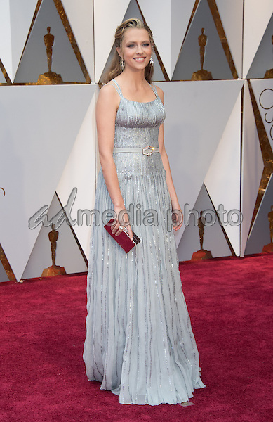 26 February 2017 - Hollywood, California - Teresa Palmer. 89th Annual Academy Awards presented by the Academy of Motion Picture Arts and Sciences held at Hollywood & Highland Center. Photo Credit: AMPAS/AdMedia