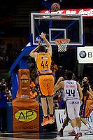 Harangody<br /> Liga Endesa ACB - 2014/15<br /> J6<br /> Valencia Basket vs Rio Natura Monbus Obradoiro