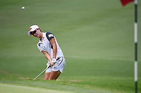 Hyo Joo Kim (KOR) chips on to 2 during round 4 of the U.S. Women's Open Championship, Shoal Creek Country Club, at Birmingham, Alabama, USA. 6/3/2018.<br /> Picture: Golffile | Ken Murray<br /> <br /> All photo usage must carry mandatory copyright credit (&copy; Golffile | Ken Murray)