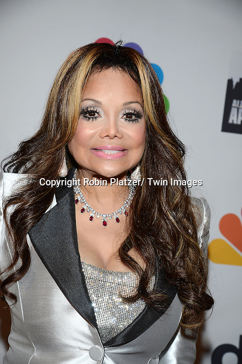 "La Toya Jackson  attends the ""All-Star Celebrity Apprentice Finale Party "".on May 19, 2013 at Cipriani 42nd Street in New York City."