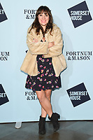 Vikki Stone at the launch party for Skate at Somerset House, London, UK. <br /> 14 November  2017<br /> Picture: Steve Vas/Featureflash/SilverHub 0208 004 5359 sales@silverhubmedia.com