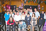 Enjoying her 21st Birthday was Linda Costello from Turraree, Glin, pictured here celebrating with family and friends last Saturday night in Th Knockdown Arms, Knockdown.