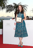 Bérénice Bejo wins Best Actress at the 66Th Cannes Film Festival