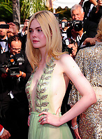 www.acepixs.com<br /> <br /> May 21 2017, Cannes<br /> <br /> Actress Elle Fanning arriving at a screening of 'How To Talk To Girls At Parties' during the 70th annual Cannes Film Festival at on May 21, 2017 in Cannes, France. <br /> <br /> By Line: Famous/ACE Pictures<br /> <br /> <br /> ACE Pictures Inc<br /> Tel: 6467670430<br /> Email: info@acepixs.com<br /> www.acepixs.com