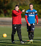 Graeme Murty and Danny Wilson