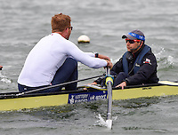 Caversham. Berkshire. UK<br /> GBR M8+. left Will SATCh and Cox, Phelan HILL.<br /> 2016 GBRowing European Team Announcement,  <br /> <br /> Wednesday  06/04/2016 <br /> <br /> [Mandatory Credit; Peter SPURRIER/Intersport-images]