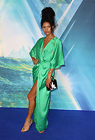 Vick Hope at the A Wrinkle In Time - European film premiere at the BFI IMAX, London March 13th 2018<br /> CAP/ROS<br /> &copy;ROS/Capital Pictures /MediaPunch ***NORTH AND SOUTH AMERICAS ONLY***