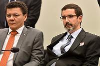 BRASÍLIA, DF, 30.03.2017 – SÉRGIO MORO-DF – O juiz Silvio Rocha durante audiência pública na Câmara dos Deputados que analisa alterações no Código de Processo Penal, na tarde desta quinta-feira, 30.  (Foto: Ricardo Botelho/Brazil Photo Press)