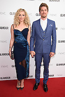 Fearne Cotton and husband Jesse Wood<br /> arrives for the Glamour Women of the Year Awards 2016, Berkley Square, London.<br /> <br /> <br /> &copy;Ash Knotek  D3130  07/06/2016